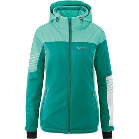 Maier Sports Caldonazzo Jacke Damen sparkling grape